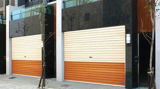 cửa cuốn tấm liền Austdoor