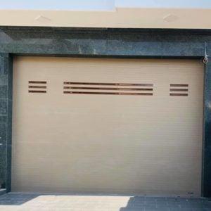 cửa cuốn nghệ thuật Alumi Art