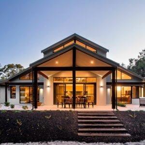 Nhà hiện đại kiểu Úc