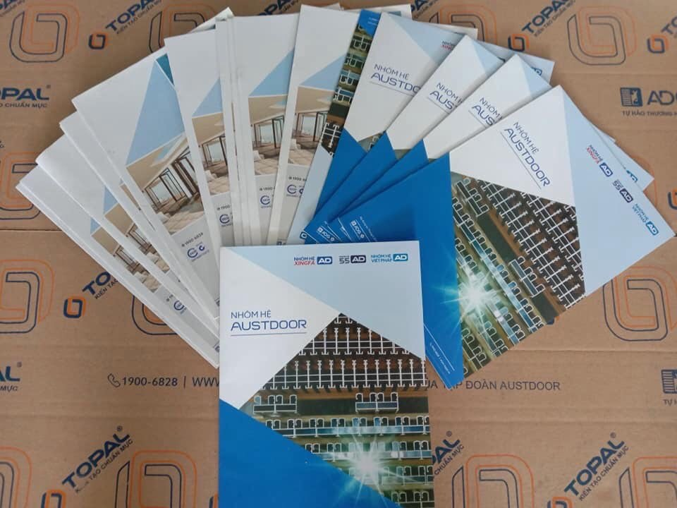 catalogue cửa nhôm Austdoor