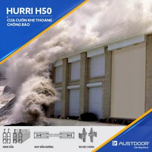 Cửa cuốn chống bão Austdoor
