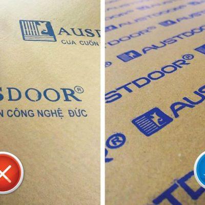 cửa cuốn Austdoor giả
